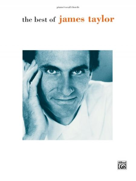 The Best of James Taylor: Piano/Vocal/Chords als Taschenbuch