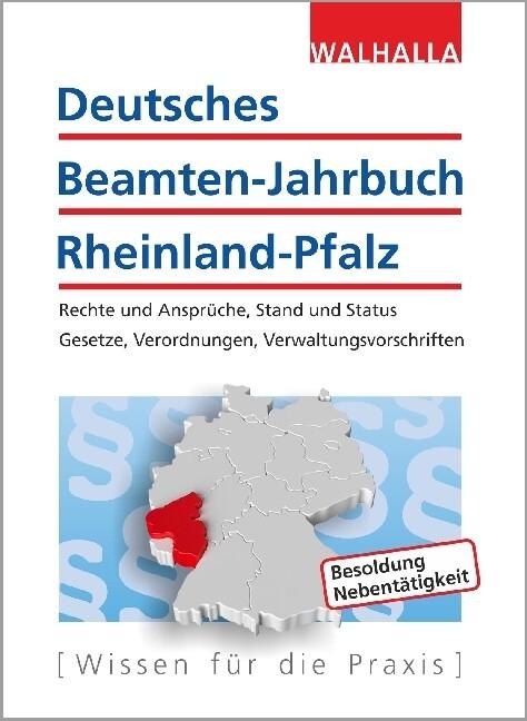 Deutsches Beamten-Jahrbuch Rheinland-Pfalz Jahr...