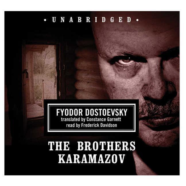 The Brothers Karamazov als Hörbuch