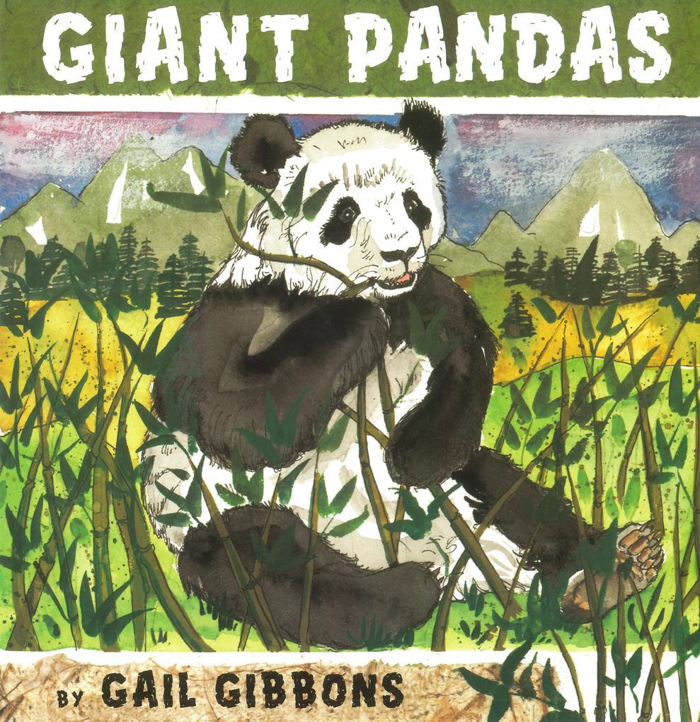 Giant Pandas als Taschenbuch