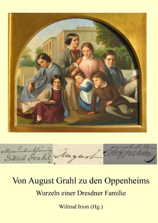 Von August Grahl zu den Oppenheims als Buch (kartoniert)