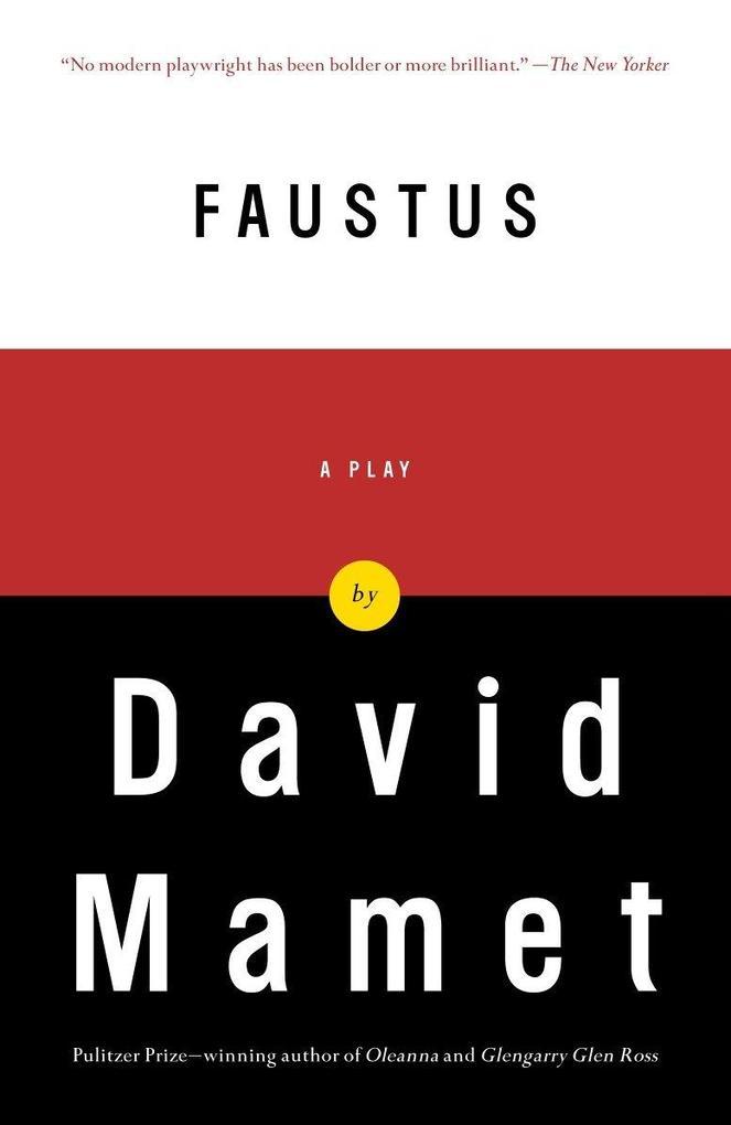 Faustus: A Play als Taschenbuch