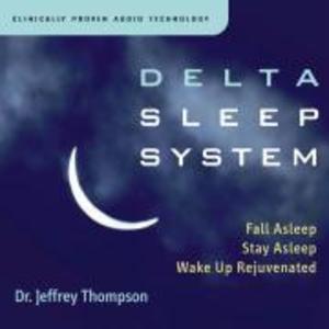 Delta Sleep System als Hörbuch