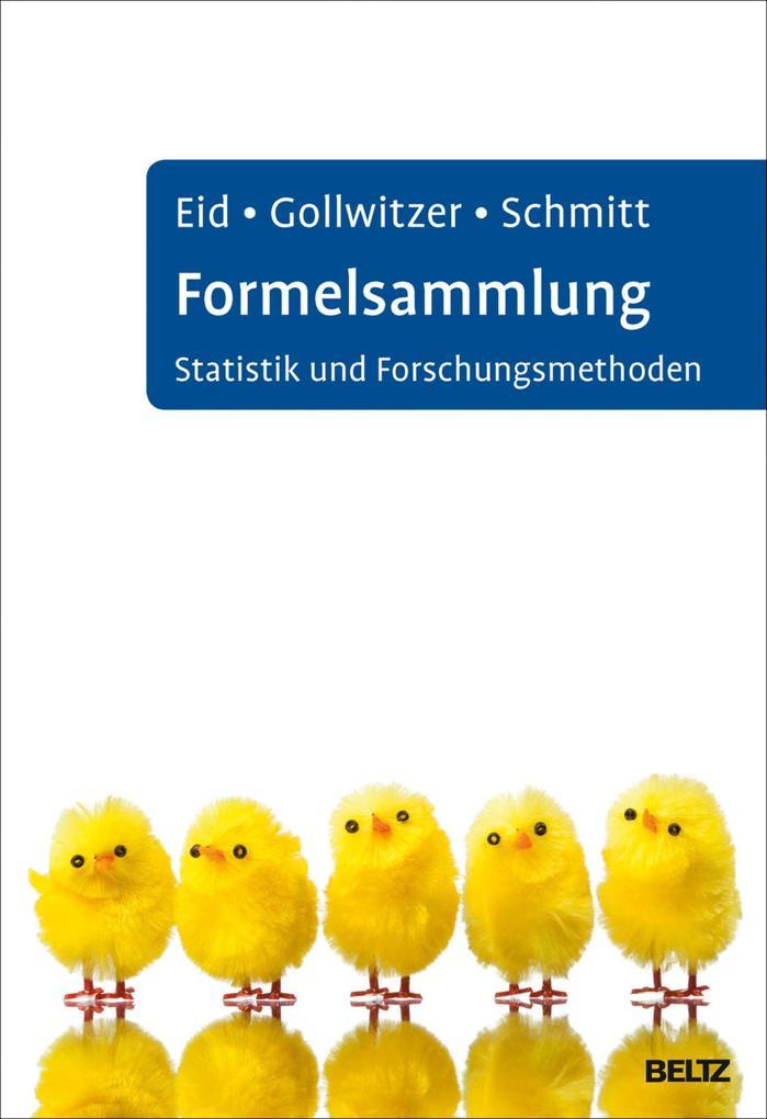 Formelsammlung Statistik und Forschungsmethoden...