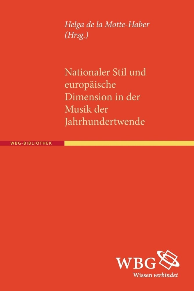 Nationaler Stil und europäische Dimension in de...