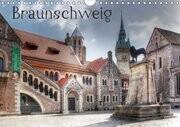 Braunschweig (Wandkalender 2017 DIN A4 quer)