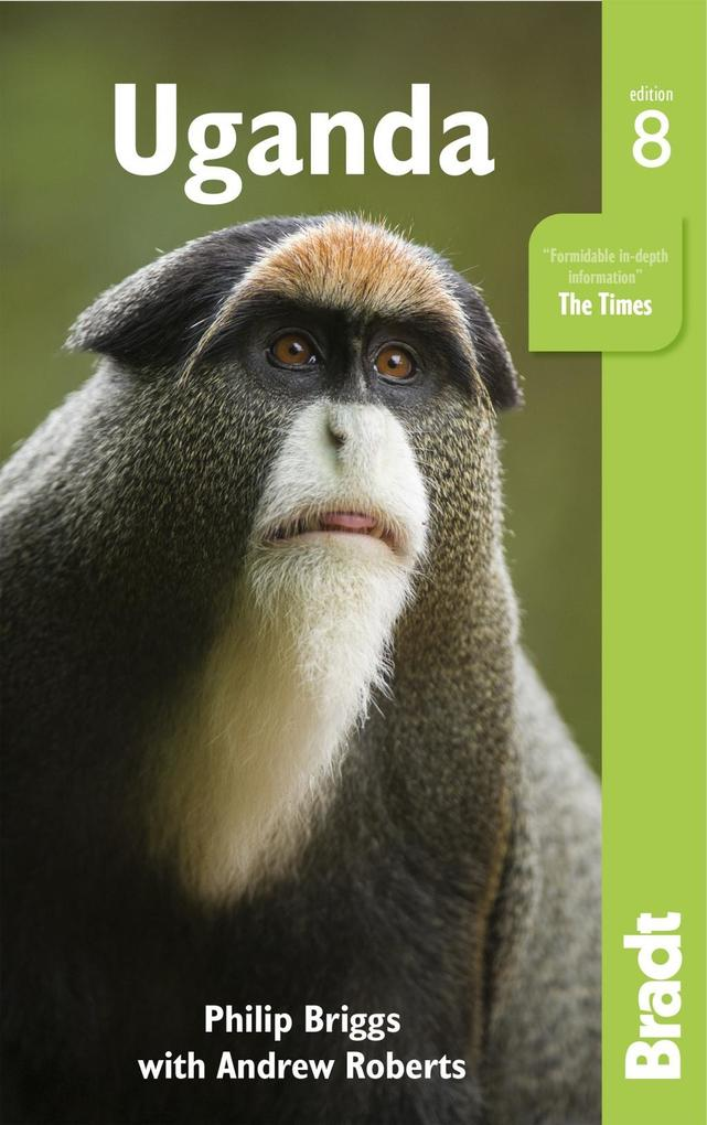 Uganda als Buch von Philip Briggs, Andrew Roberts