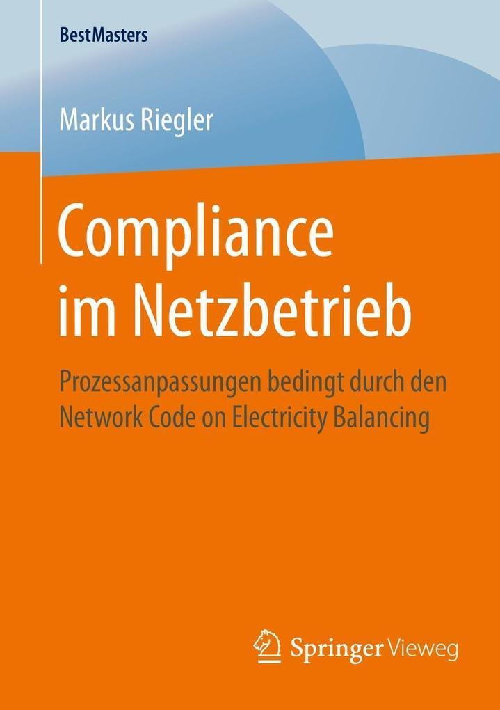 Compliance im Netzbetrieb als eBook Download vo...