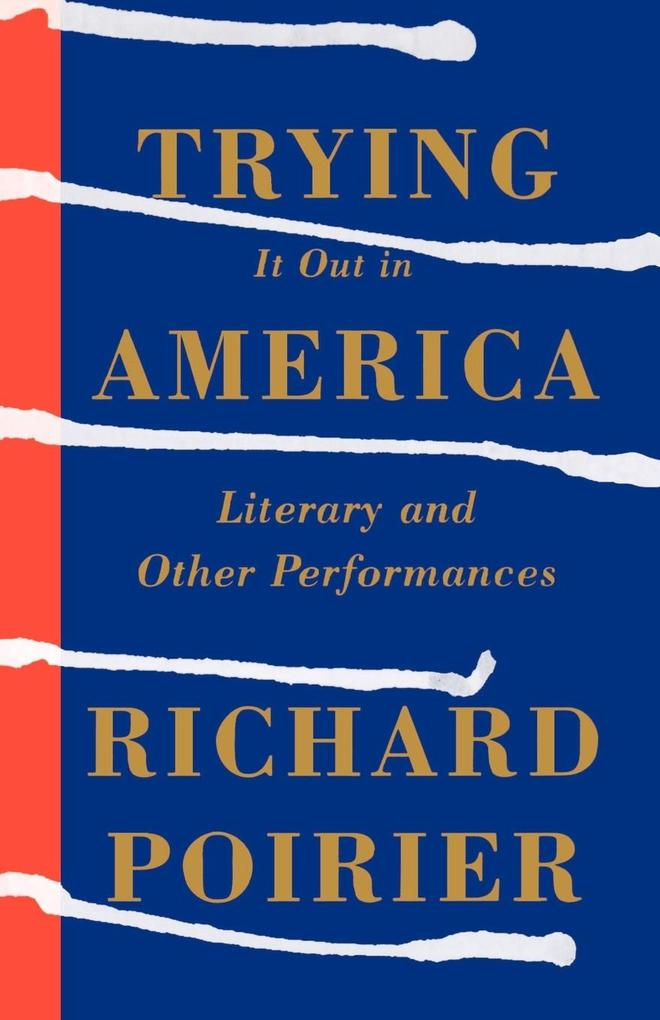 Trying It Out in America: Literary and Other Performances als Taschenbuch