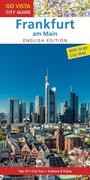 GO VISTA: City Guide Frankfurt am Main - English Edition