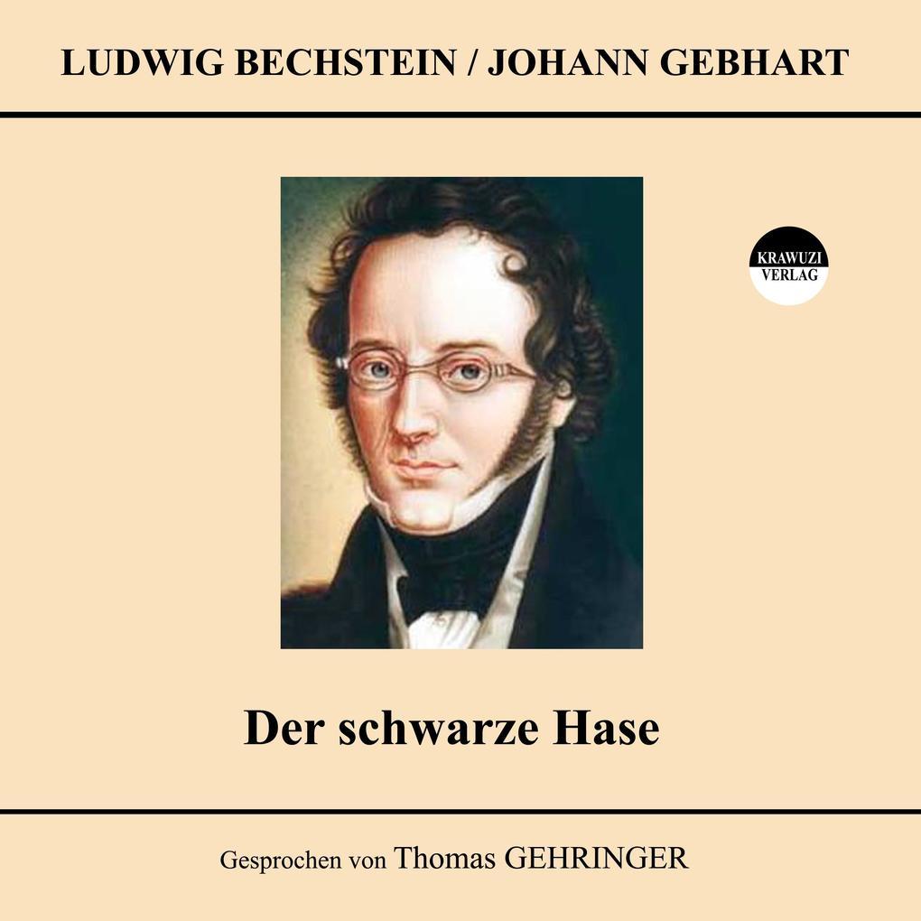 Der schwarze Hase als Hörbuch Download von Ludw...