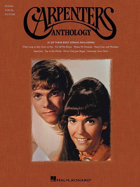 Carpenters Anthology als Taschenbuch
