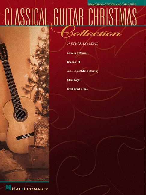 Classical Guitar Christmas Collection als Taschenbuch