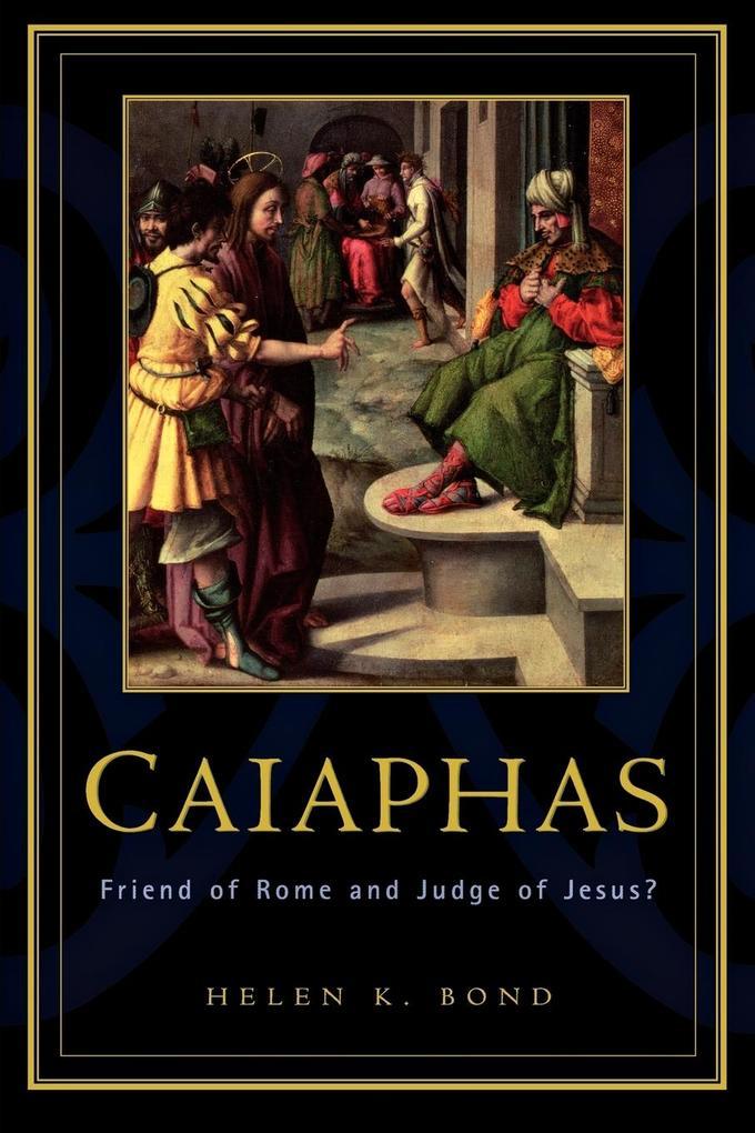 Caiaphas als Taschenbuch