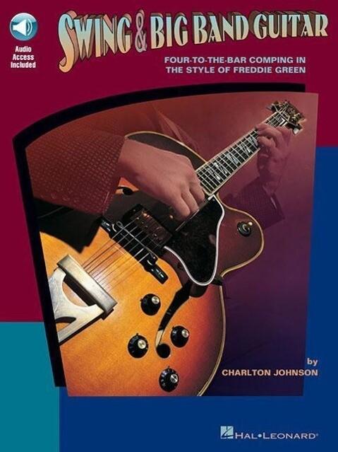 Swing & Big Band Guitar als Taschenbuch
