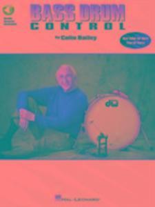 Bass Drum Control (Book/Online Audio) als Taschenbuch