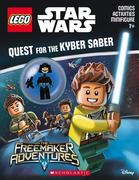 Quest for the Kyber Saber (Lego Star Wars: Activity Book with Minifigure) [With Minifigure]