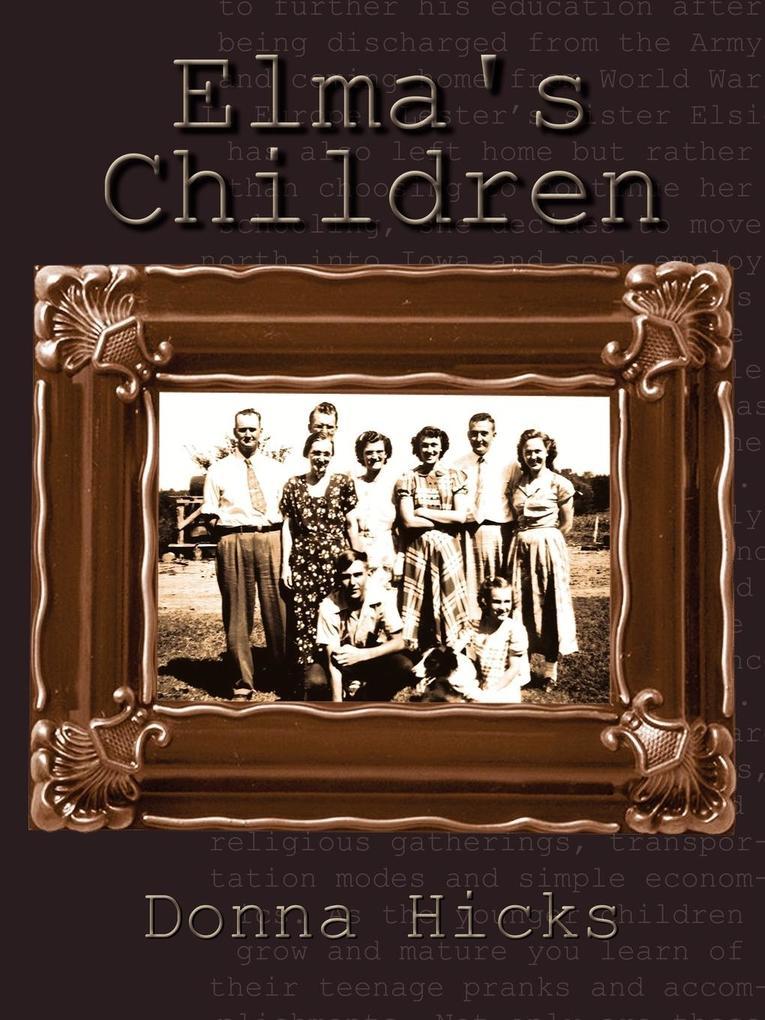 Elma's Children als Taschenbuch