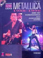Metallica - Legendary Licks 1988-1996: An Inside Look at the Guitar Styles of Metallica als Taschenbuch