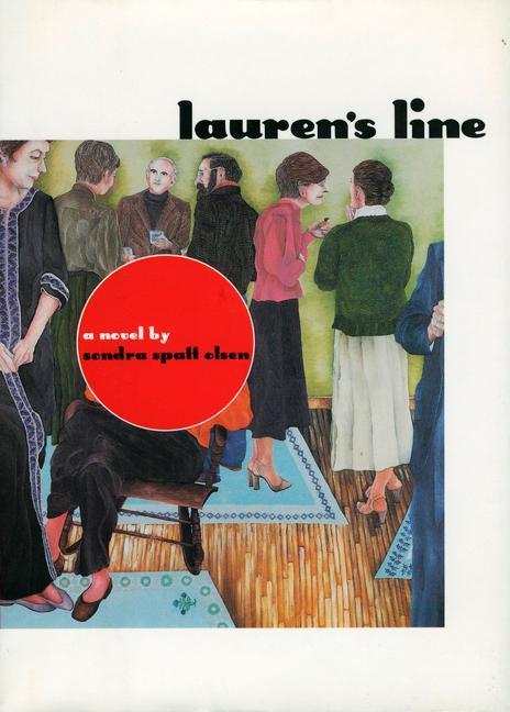 Lauren's Line als Buch