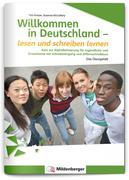 Willkommen in Deutschland - lesen und schreiben lernen für Jugendliche, Alphabetisierungskurs