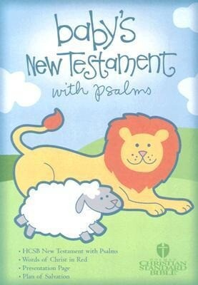 Baby's New Testament with Psalms-HCSB als Buch