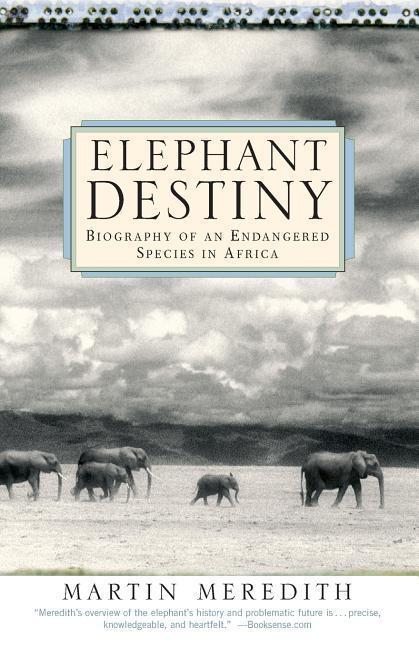 Elephant Destiny: Biography of an Endangered Species in Africa als Taschenbuch