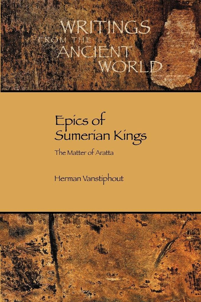 Epics of Sumerian Kings als Buch