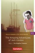 The Amazing Adventures of Jack London. Book.1