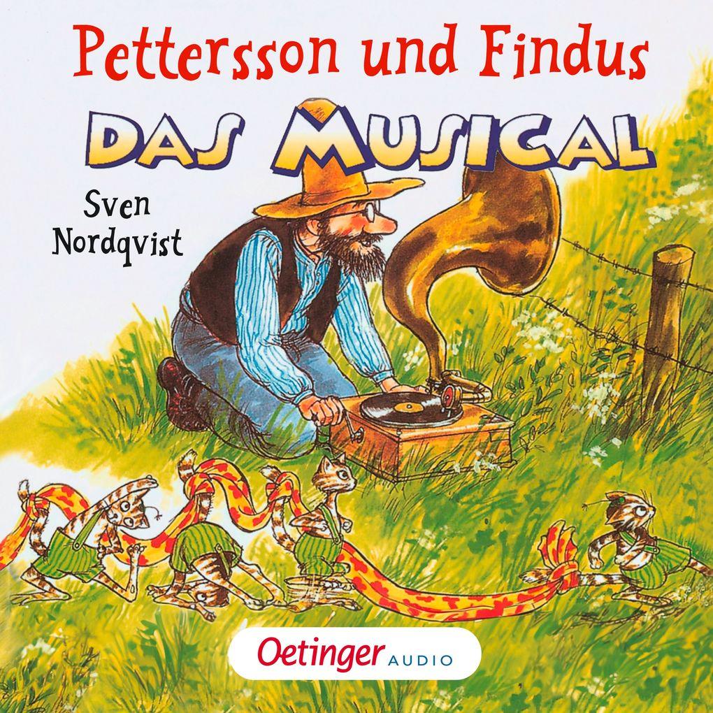 Pettersson und Findus - Das Musical als Hörbuch...