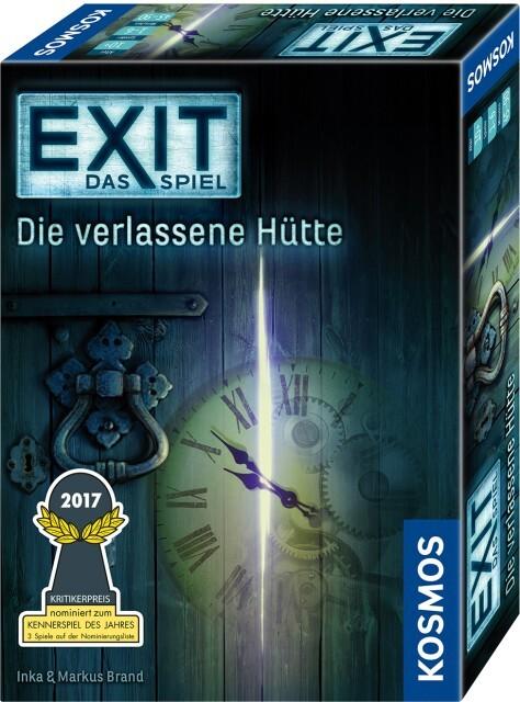 EXIT - Das Spiel: Die verlassene Hütte als sonstige Artikel