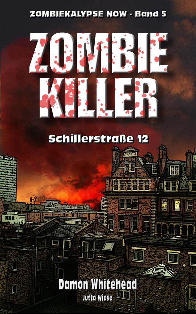 Zombie-Killer 1 als eBook