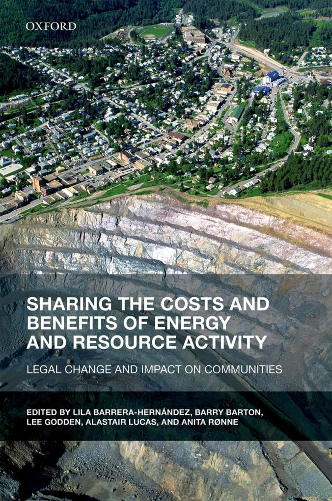 Sharing the Costs and Benefits of Energy and Re...