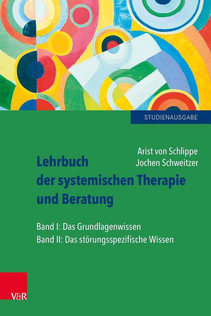 Lehrbuch der systemischen Therapie und Beratung 1 und 2 als Buch