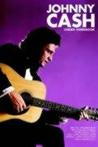 Johnny Cash Chord Songbook Lyrics and Chords Book als Buch