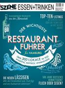 Szene Hamburg Essen+Trinken 29/2016