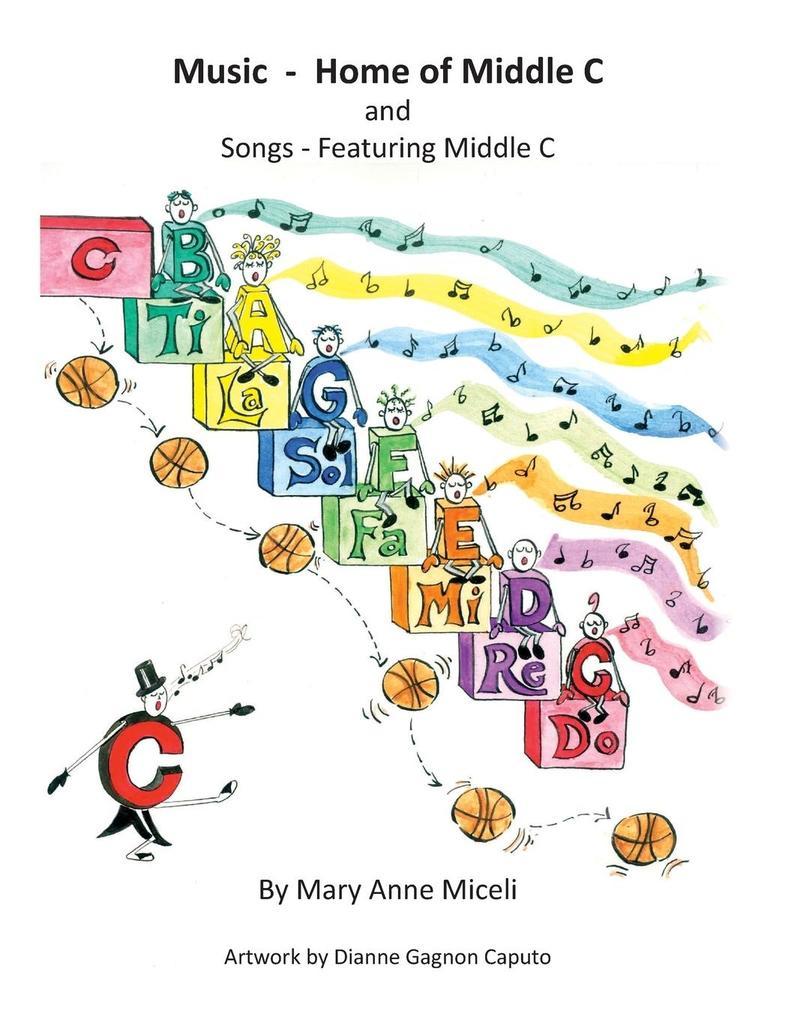 Music - Home of Middle C als Taschenbuch von Ma...