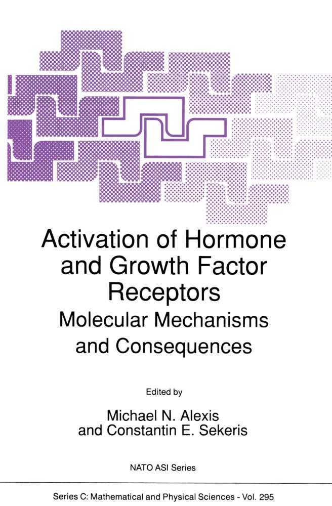 Activation of Hormone and Growth Factor Receptors als Buch