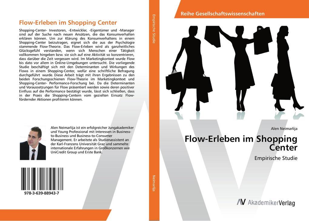 Flow-Erleben im Shopping Center als Buch von Al...