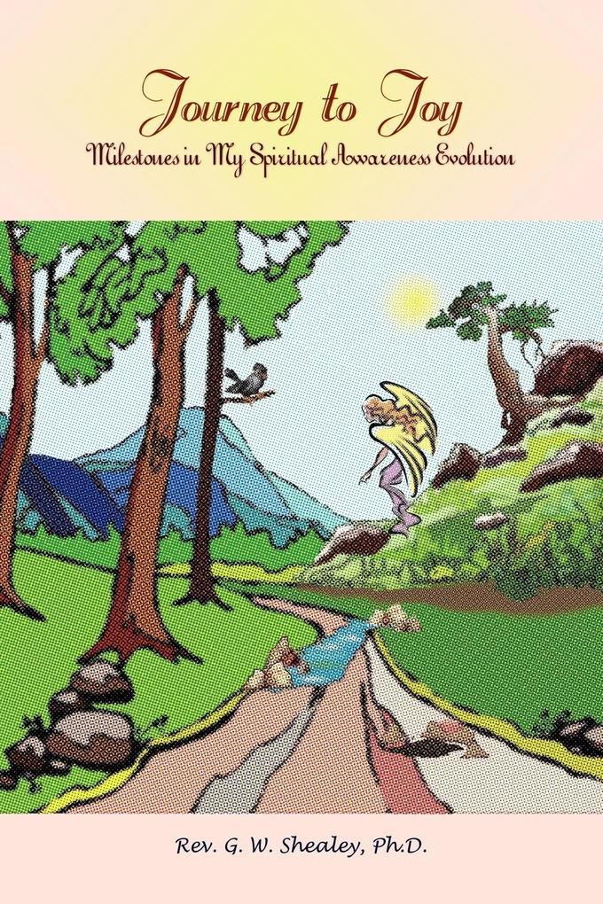 Journey to Joy: Milestones in My Spiritual Awareness Evolution als Taschenbuch