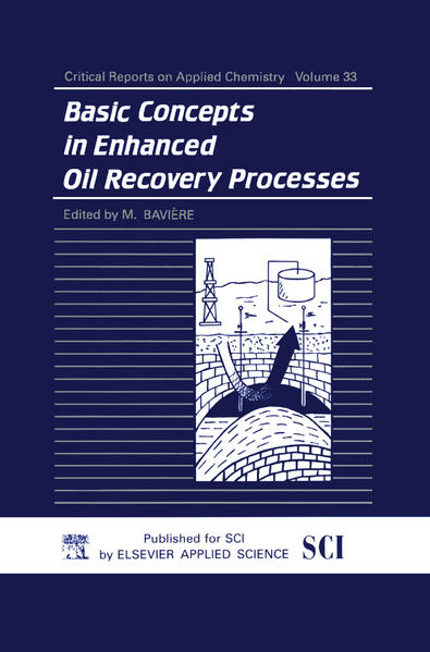 Basic Concepts in Enhanced Oil Recovery Processes als Buch