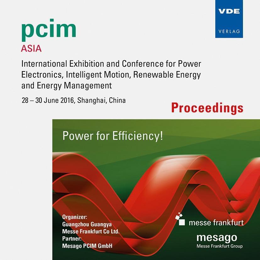 PCIM Asia 2016