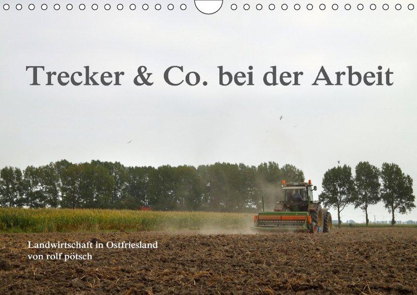 Trecker & Co. bei der Arbeit - Landwirtschaft i...