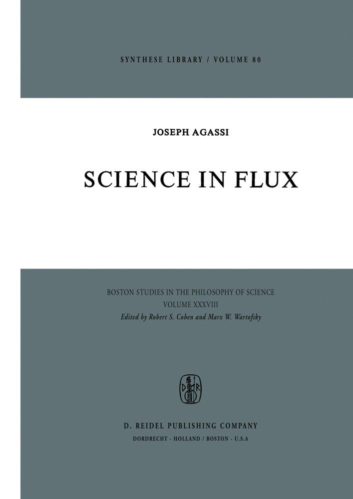 Science in Flux als Buch