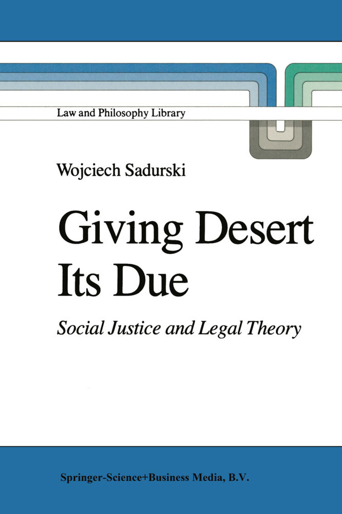 Giving Desert Its Due als Buch