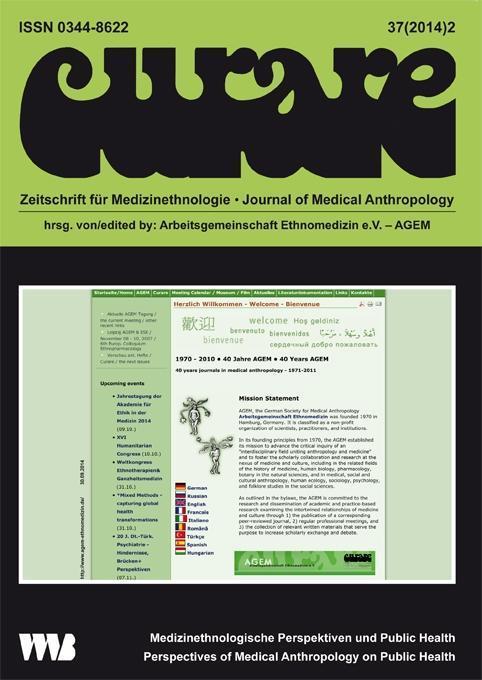 Curare 37 (2014) 02. Zeitschrift für Medizineth...