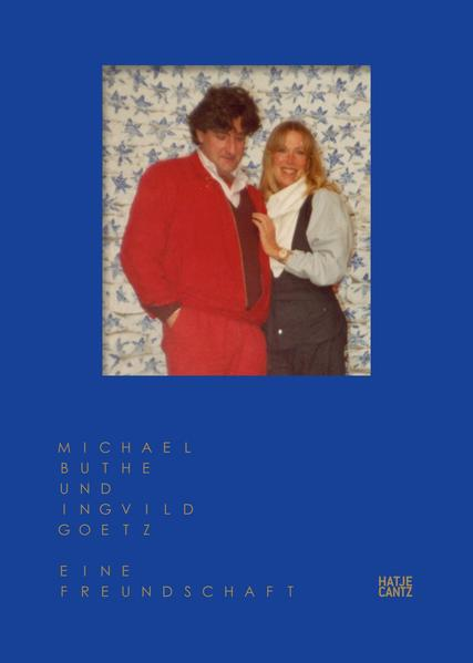 Michael Buthe und Ingvild Goetz als Buch von In...