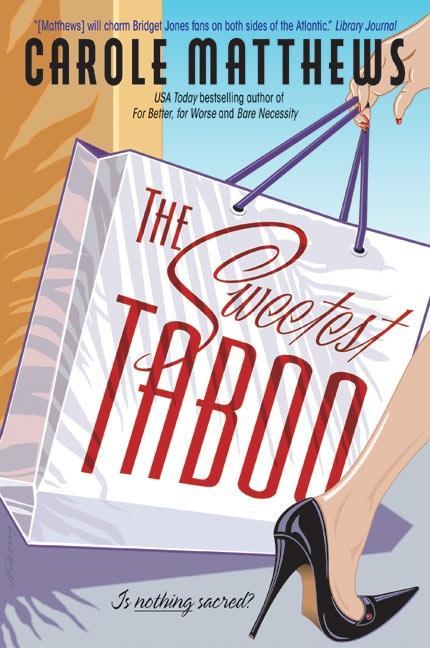 The Sweetest Taboo als Taschenbuch