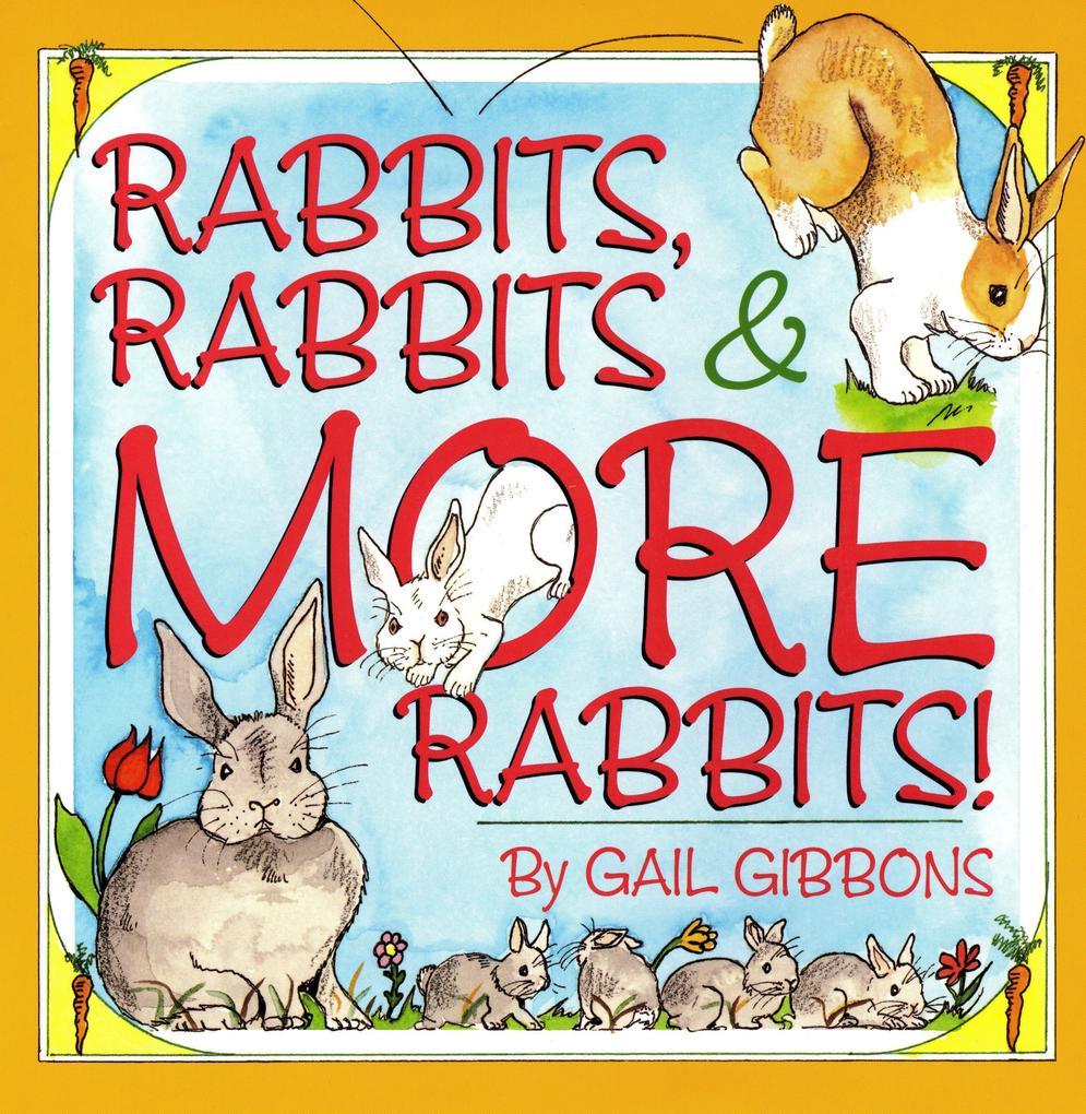 Rabbits, Rabbits & More Rabbits als Taschenbuch