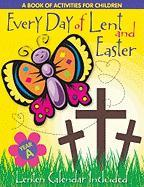Every Day of Lent: A Book of Activities for Children--Cycle a als Taschenbuch